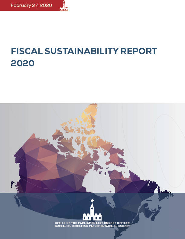 Fiscal Sustainability Report 2020